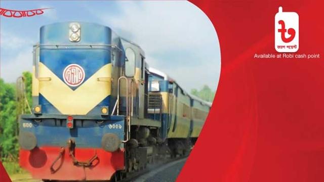 Robi offers advance train ticket service