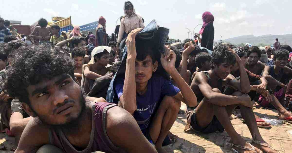 $35m WB support for a Rohingya project