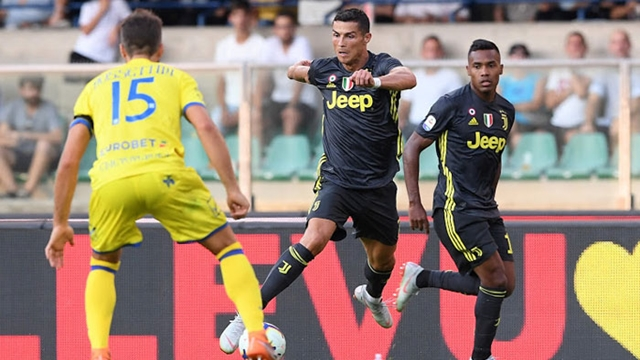 Ronaldo makes winning start at Juventus