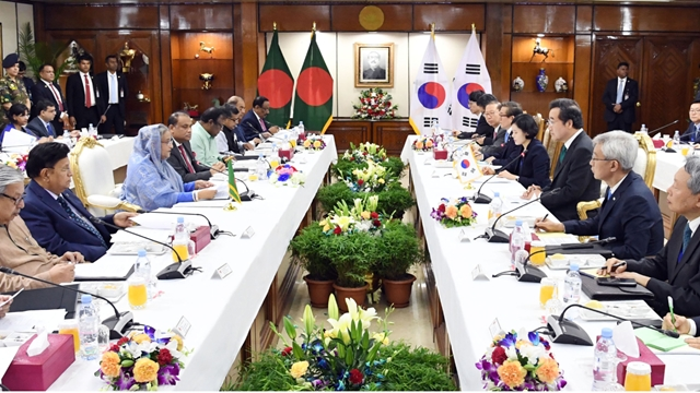 S Korea to consider duty-free access of BD products to its market