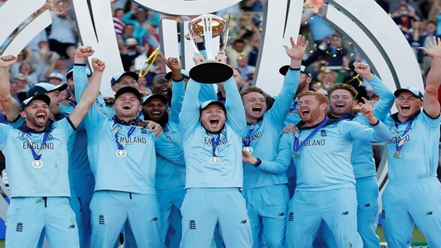 Stokes brings World Cup home in thrilling finish