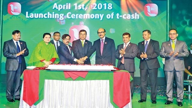 Trust Bank launches 't-cash'