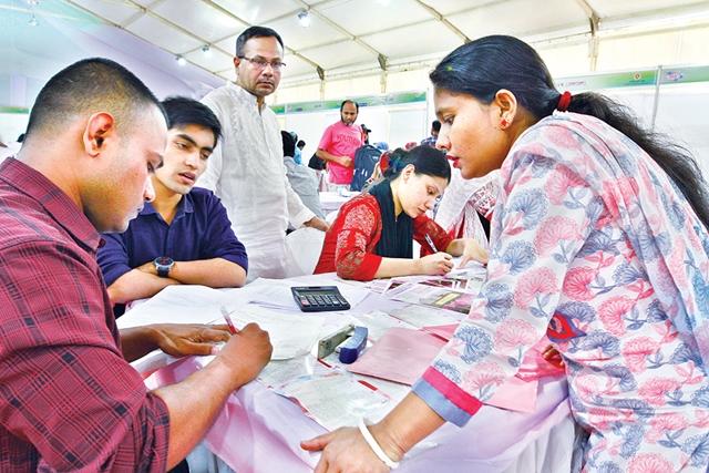 Tax fair fetches record Tk 26.13b