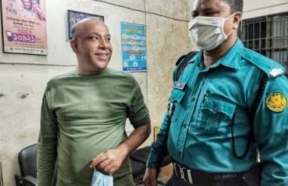Poet, filmmaker Tokon Thaakoor held for misappropriating Govt Grant