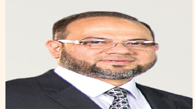 Bazal Ahmed elected vice chairman of UCB