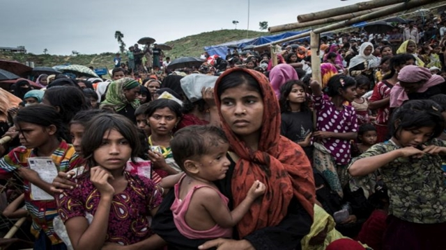 $72 million needed to protect displaced Rohingya women: Oxfam