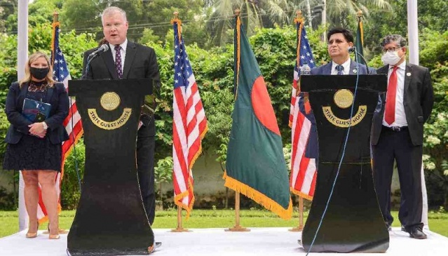 US terms Bangladesh centrepiece in Indo-Pacific strategy