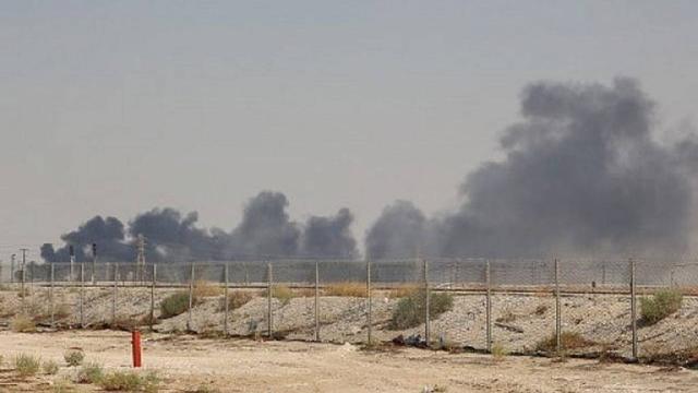 US blames Iran for attacks on Saudi oil facilities