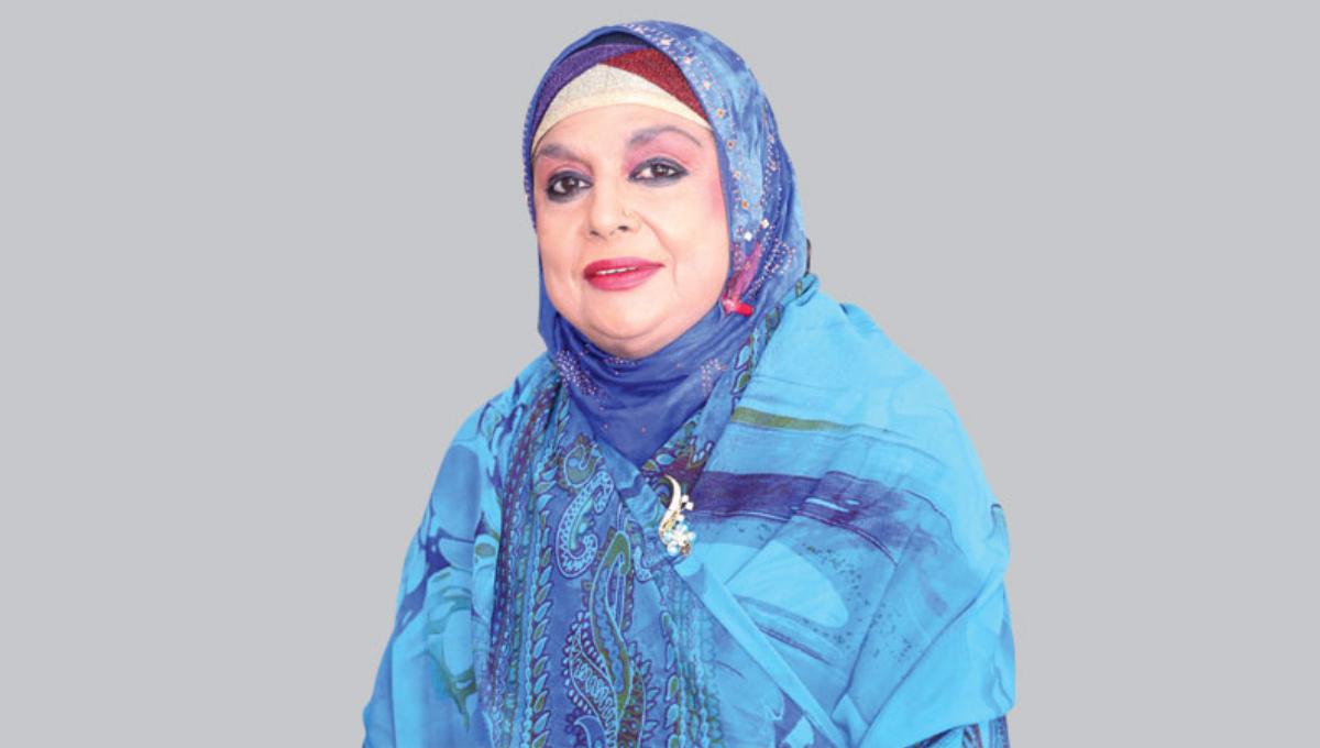 Singer Shahnaz Rahmatuallah passes away
