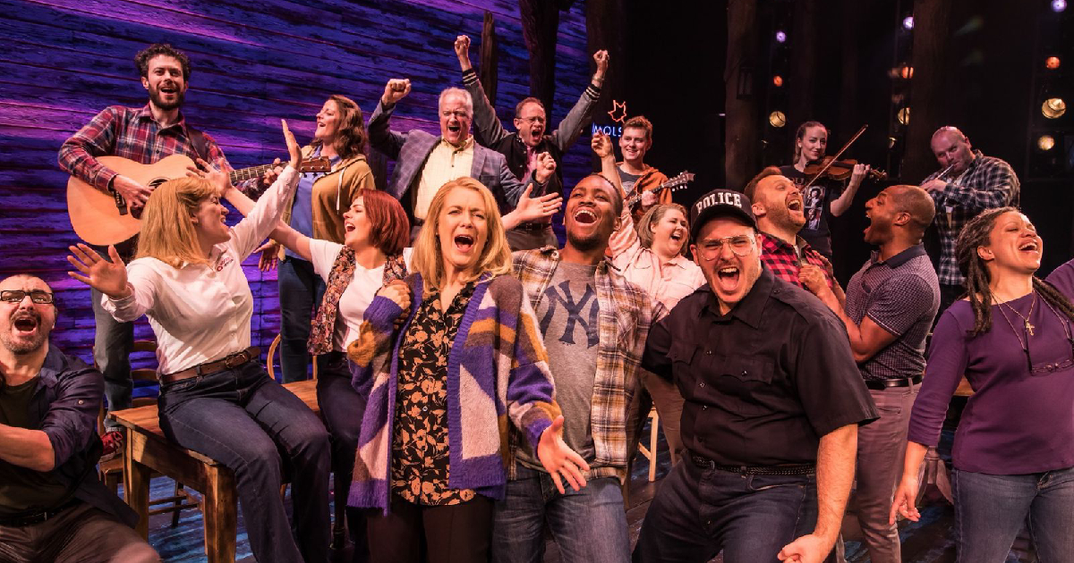 "Broadway musical ""Come from Away"" to tour China"
