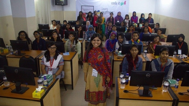 Bangladesh witnesses increased participation of women in tech