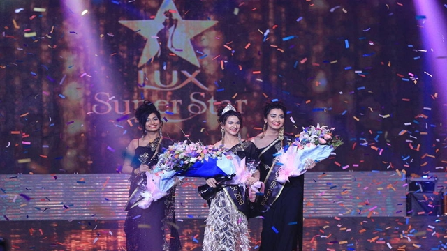 Mim Mantasha wins Lux Super Star 2018