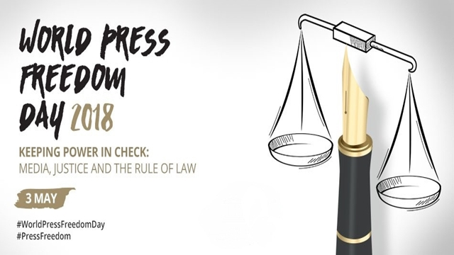 World Press Freedom Day being observed