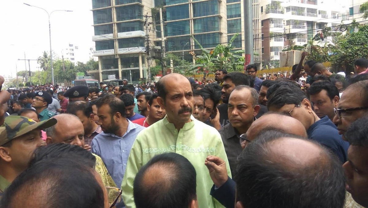 Rajuk asked to inspect all structures in Dhaka north: Mayor
