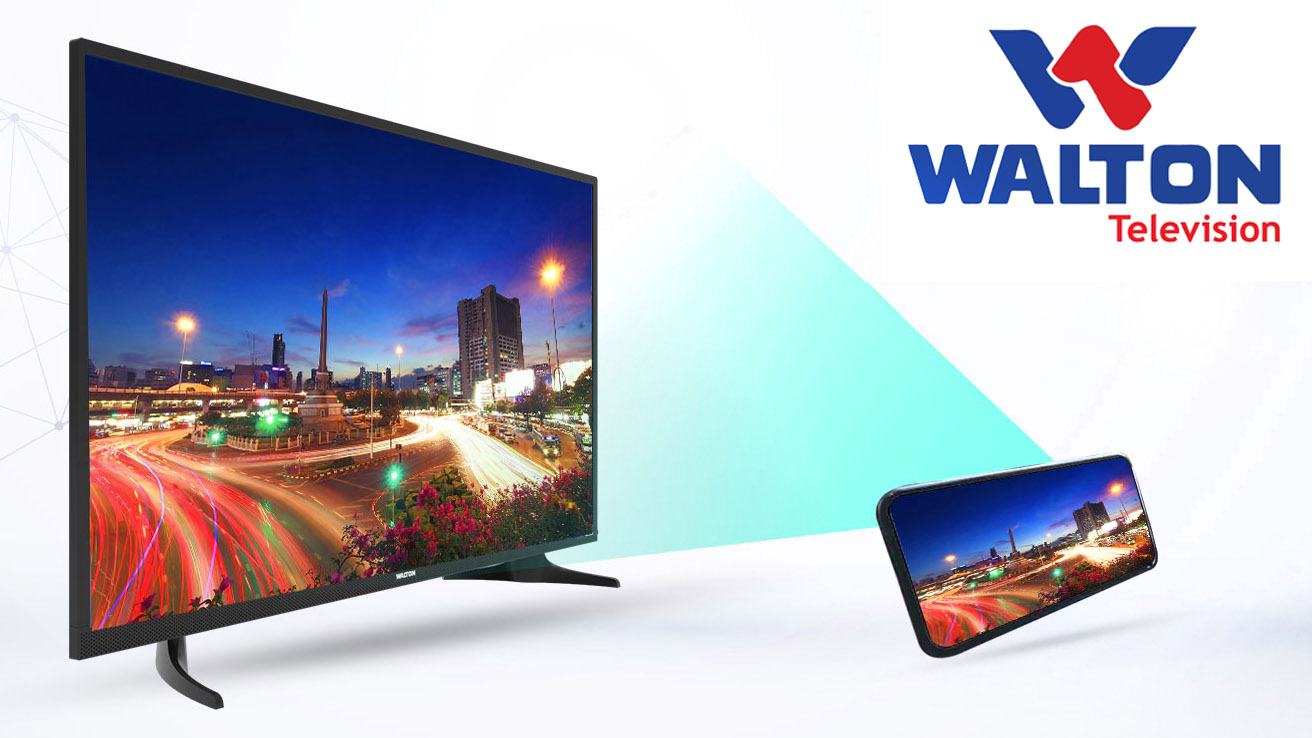 Walton TV offers 'Eid Mega  Sale' with special discounts