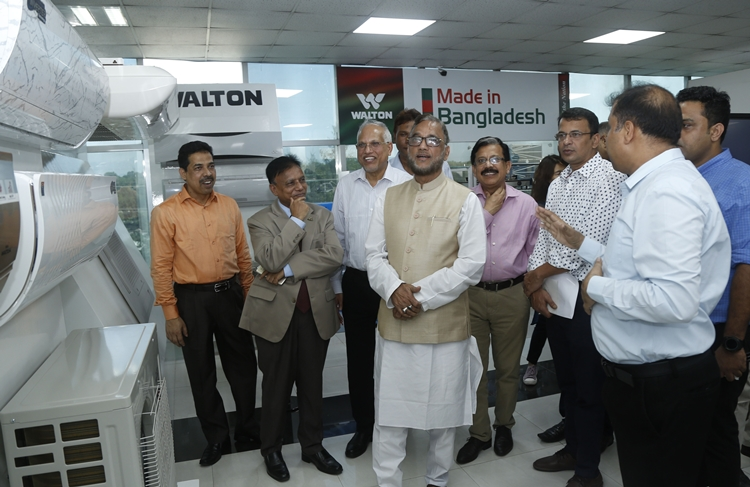 Walton manufactures eco-friendly appliance: Environment Minister