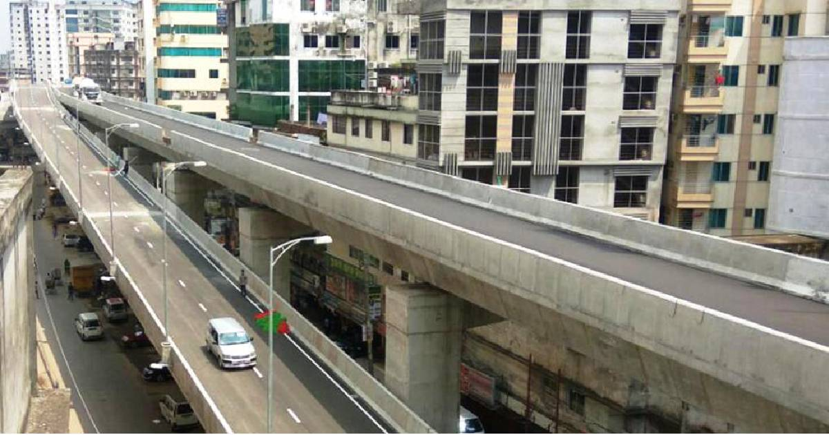 Flyovers in Dhaka: Are they any solution to traffic gridlock or scraps?