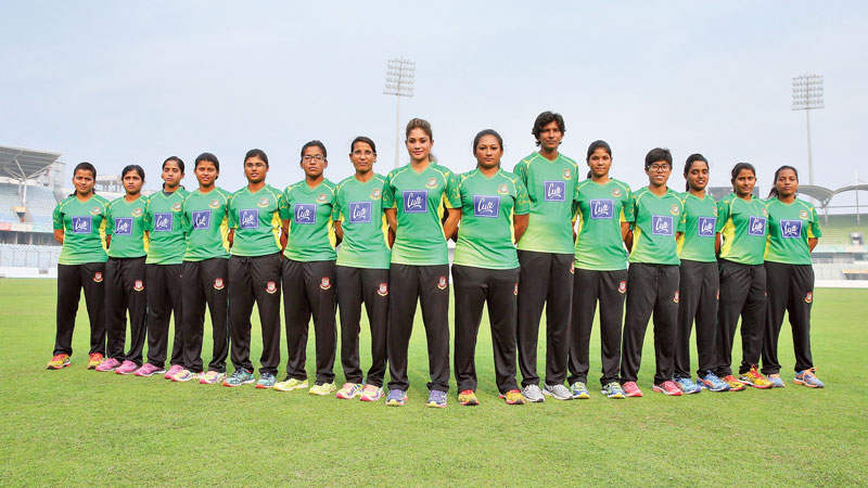 Women's World Cup T20 mission