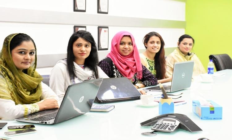 Women earn more per hour than men in Bangladesh
