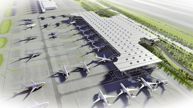 JS body for finishing construction of Shahjalal Airport's 3rd terminal