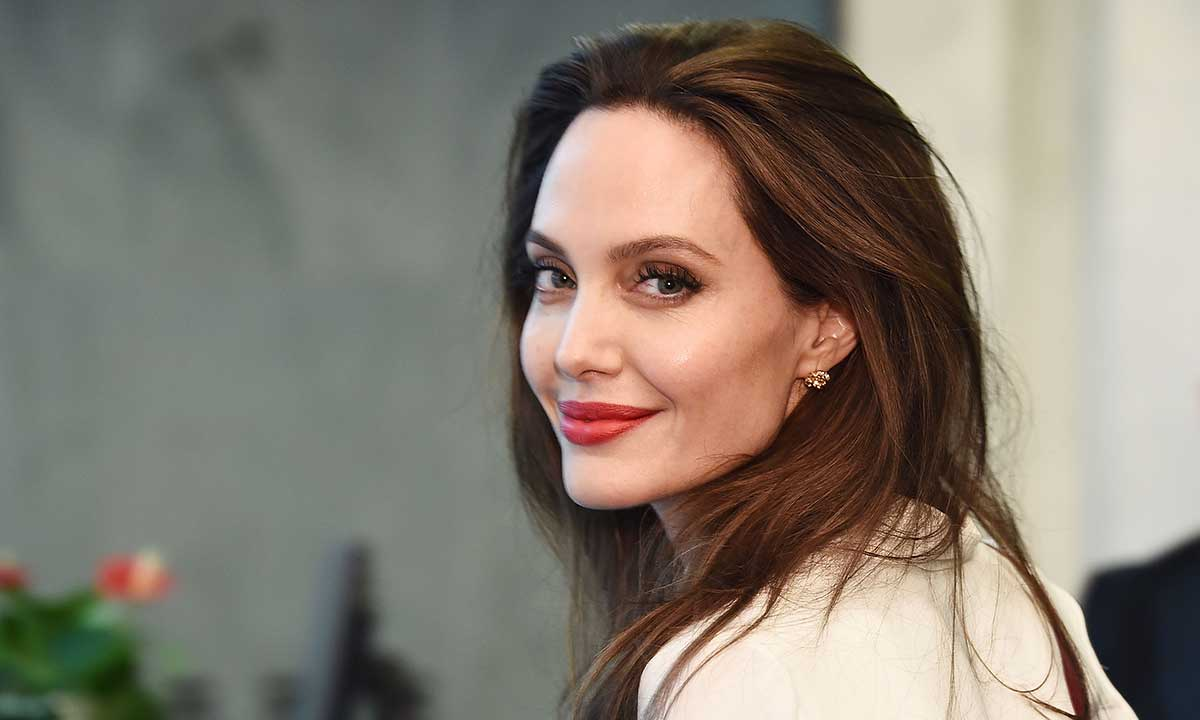 Strong women 'learn from men around them': Angelina Jolie