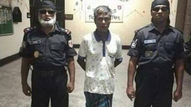 Drug trader held with heroin in Gaibandha