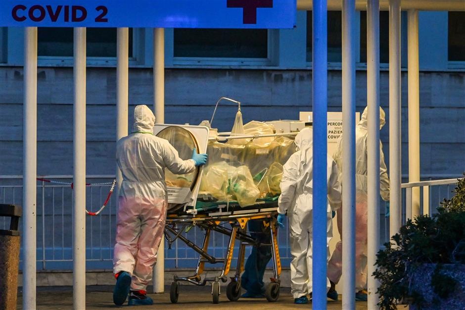 Global death toll hits 567,657 deaths
