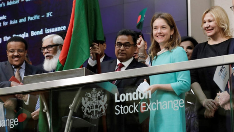 Bangla Bond receives 30 percent oversubscription in London