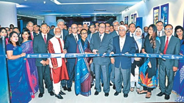 Bank Asia opens Tower Branch