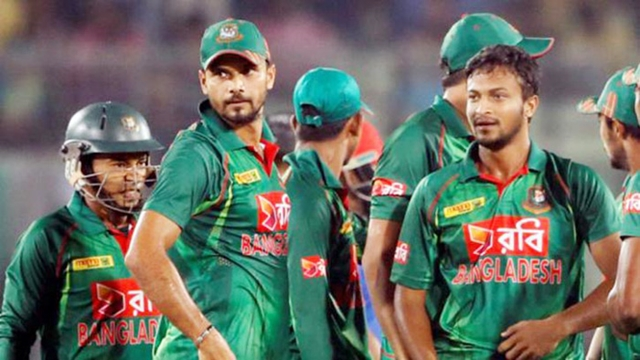 Bangladesh cricket team to leave Dhaka for Dubai today
