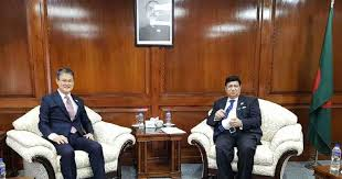 Korea pledges broader support to Bangladesh