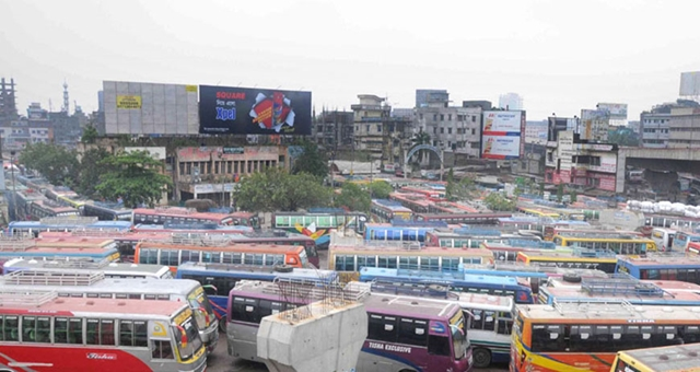Bus routes controlled through authority will improve traffic