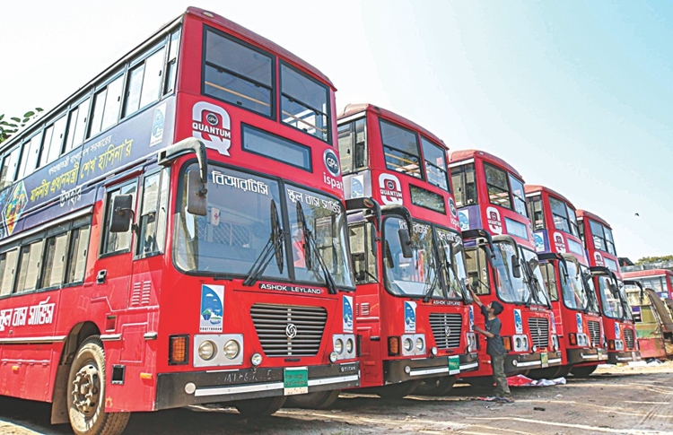 Chattogram students to enjoy bus service for Tk 5