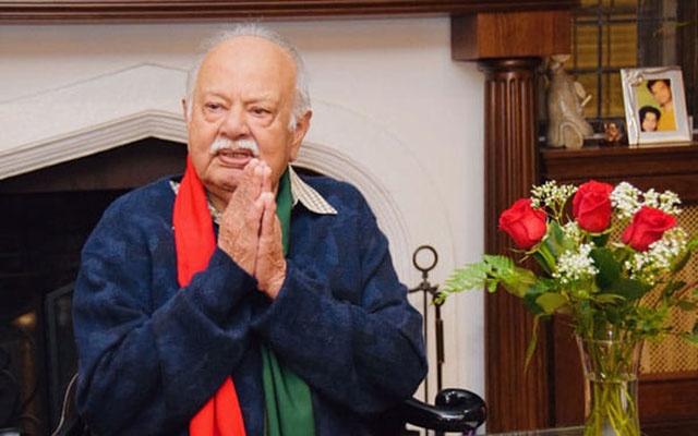 BD war hero CR Dutta dies at 93