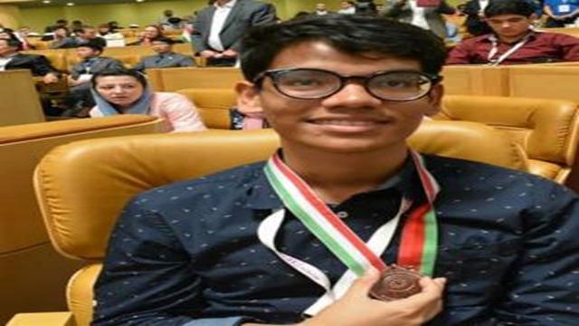 Bangladeshi student wins bronze in International Biology Olympiad