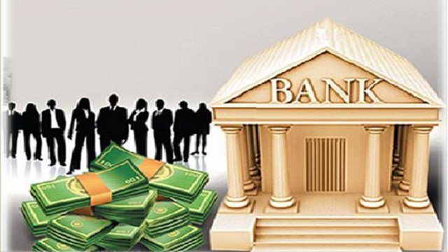 Salary through bank only 1.6 percent