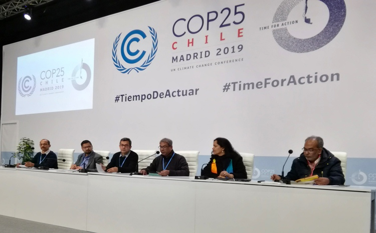 CSO expressed deep concern over ongoing contentious on CoP 25 negotiation outcome
