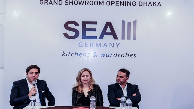 Kitchen brand SEA opens showroom in Bangladesh
