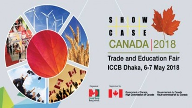 Showcase Canada begins May 6