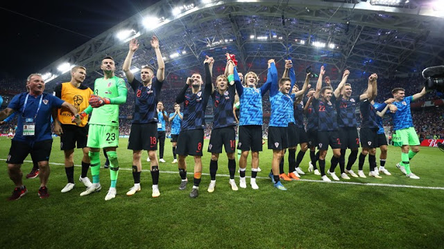 Russia's World Cup dream ends with Croatia shootout defeat