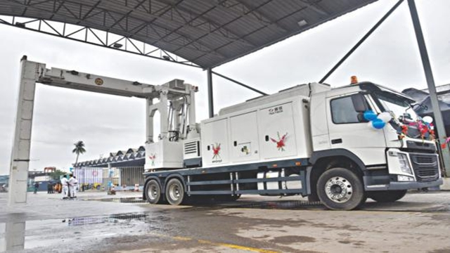 Mobile scanner launched at Benapole port to check tax evasion