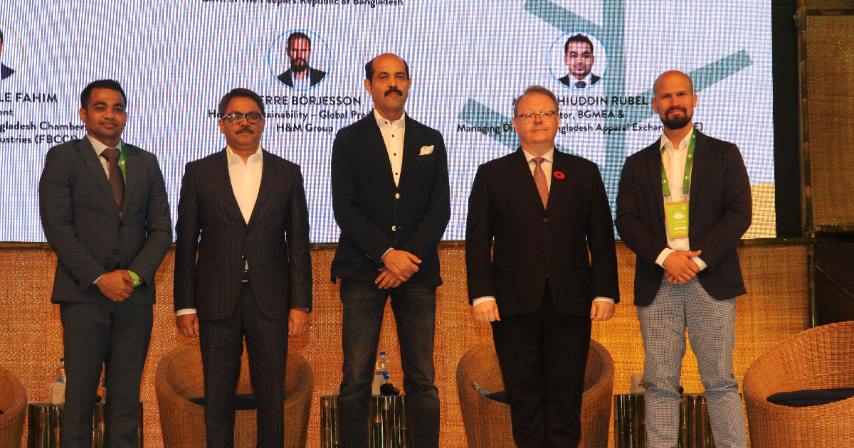 Dhaka seeks global brands' role for 'compliant-competitive-caring' apparel industry