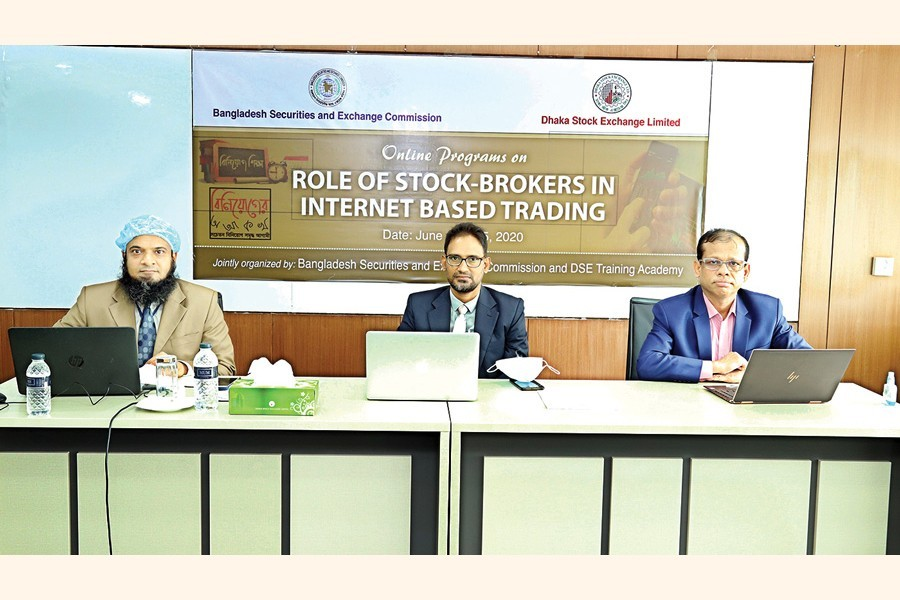 Internet-based trading in the offing