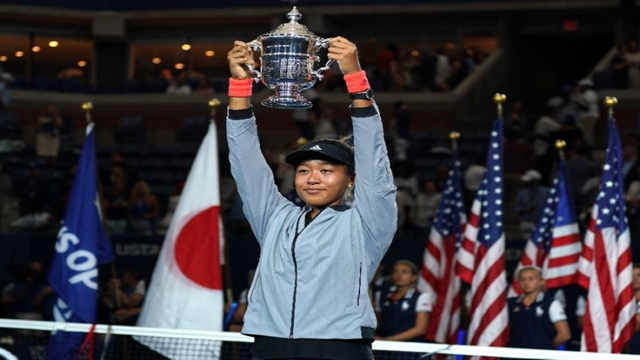 Naomi Osaka wins after Serena Williams outburst