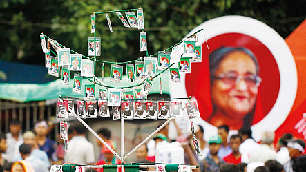 First phase municipal polls marked by victory of ruling Awami League candidates