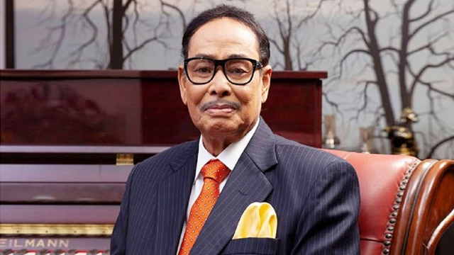 Former military ruler HM Ershad passes away