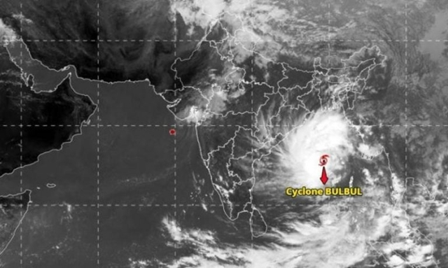 Cyclone 'Bulbul': Danger signal 10 for Mongla, Payra; 9 for Chattogram