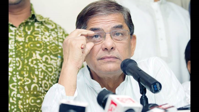 Fakhrul embarrassed at diplomats' question