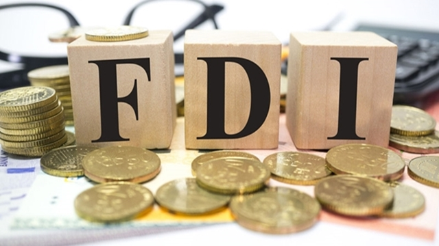 FDI flow drops by 7.7pc last year