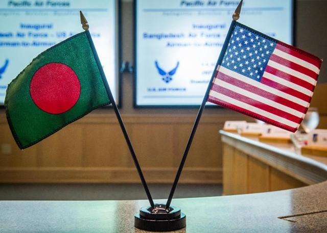 US, Bangladesh hold economic dialogue on Wednesday